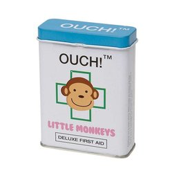 OUCH! BANDAGES LITTLE MONKEYS