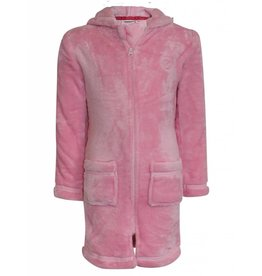 GIRLS BATHROBE PINK LADY