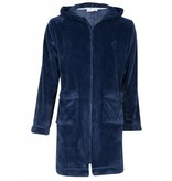 NIGHT BLUE KIDS BATHROBE