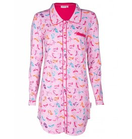 FANCY SHOES SLEEPSHIRT