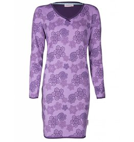 PURPLE LACE SLEEPDRESS