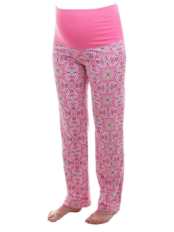MATERNITY PYJAMA PANT ARABIC LOVE