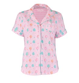 Pyjama Top Cotton Candy