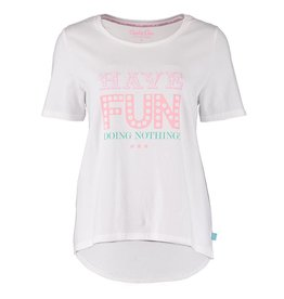 Pyjama T-Shirt Bright White