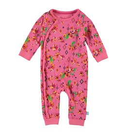 Baby Jumpsuit Boho Flowers