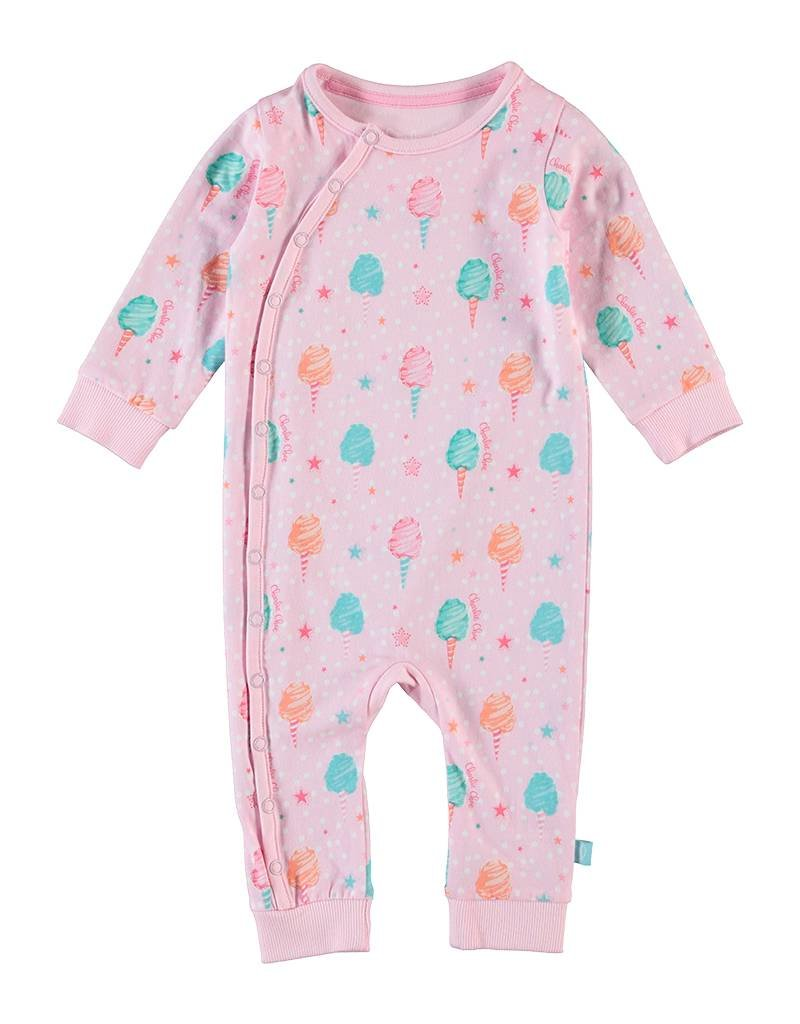 Baby Jumpsuit Cotton Candy