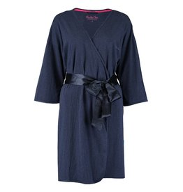 Bathrobe Insignia Blue