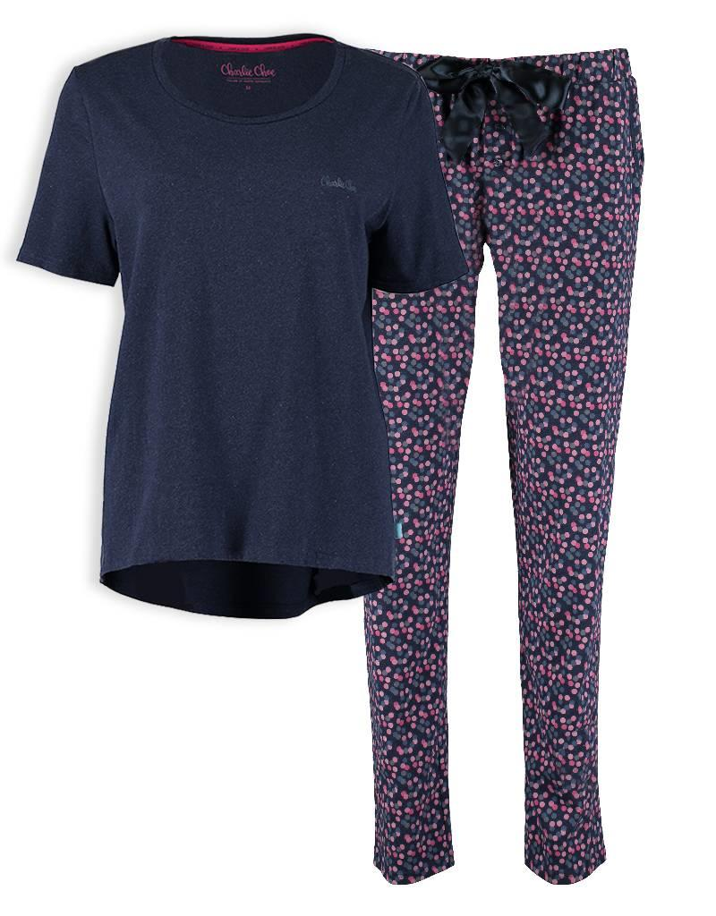 Pyjama Set Little Lights - Insignia Blue