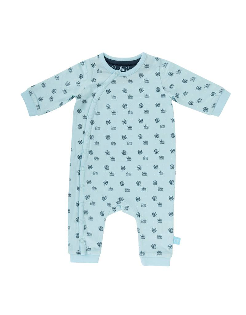 Baby Jumpsuit Wake Up