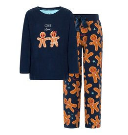 Gingerbread Pyjama Set Madchen