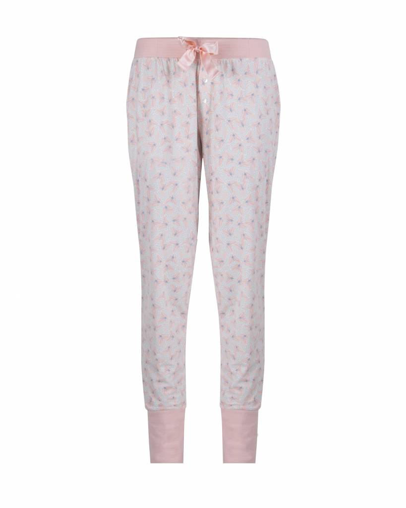 Ladies pyjama pant Butterfly Kisses | Charlie Choe