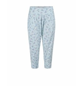 Pyjamahose 3/4  Blue Hummingbird