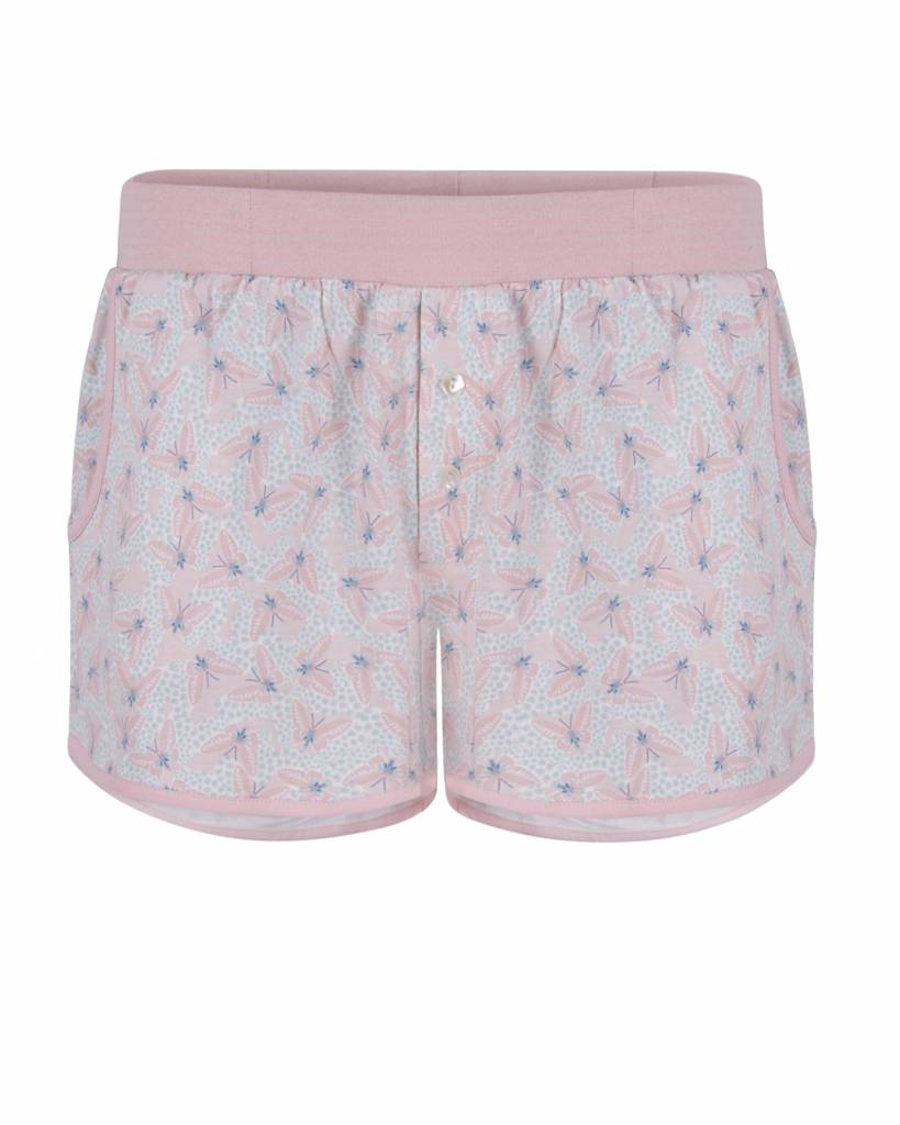 Damen Pyjama Short Butterfly Kisses | Charlie Choe