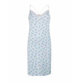 Slipdress Blue Hummingbird