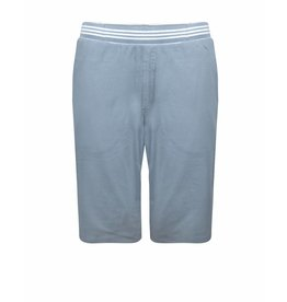 Pyjama Short (long) Blue Fog