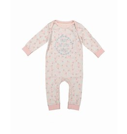 Baby Jumpsuit Butterfly Kisses