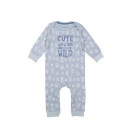 Baby Pyjama Cute and a Little Wild