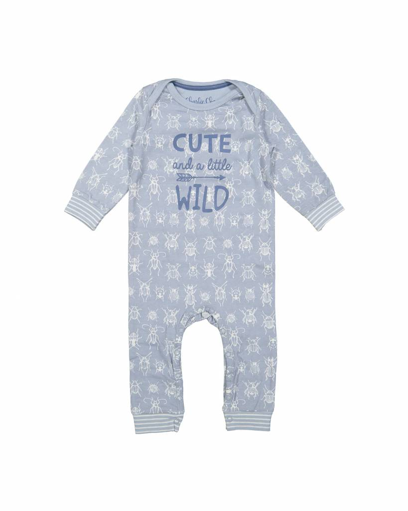 Baby Jumpsuit Cute and a Little Wild | Charlie Choe