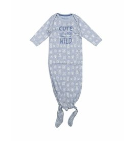 Baby Sleeping Bag Cute and a Little Wild