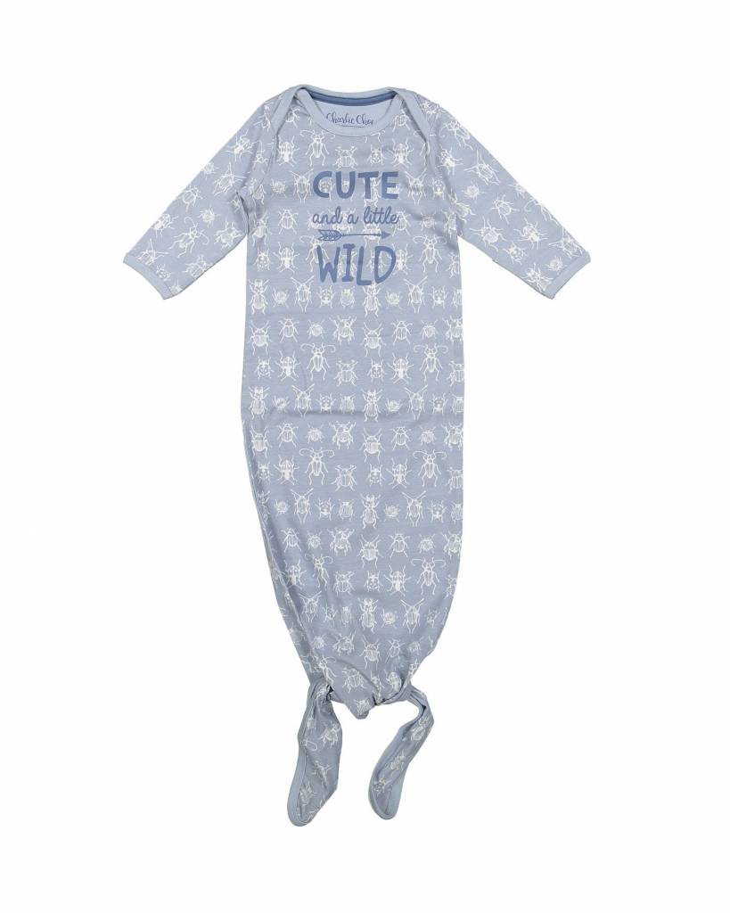 Baby sleeping bag Cute and a Little Wild | Charlie Choe
