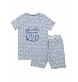 Pyjama Short Set (long) Little Wild Bug