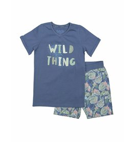 Pyjama Short Set Wild Thing