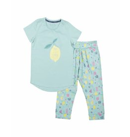 Pyjama Set  3/4 Easy Peasy Fruits