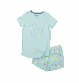 Pyjama Short Set Yum Summer Fruits