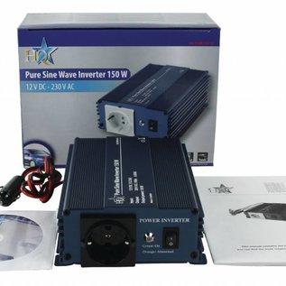 HQ/Samlex Zuivere sinusomvormer 150W