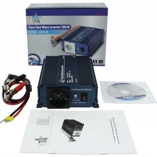 HQ/Samlex Zuivere sinusomvormer 300W