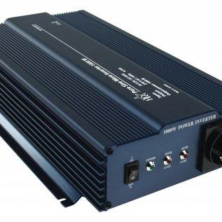 HQ/Samlex Zuivere sinusomvormer 1000W
