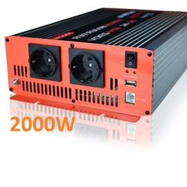 Active Sinusomvormer 2000W