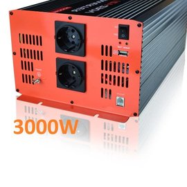 Active Sinusomvormer 3000W