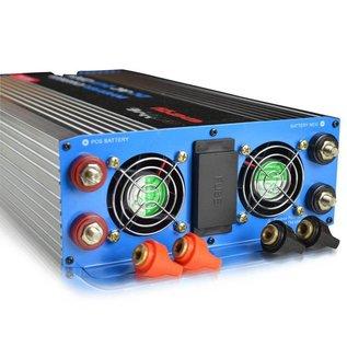 Active Zuivere sinusomvormer - acculader 1500W
