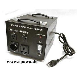 ReVolta Verhuistrafo 115 - 230V, 2400W