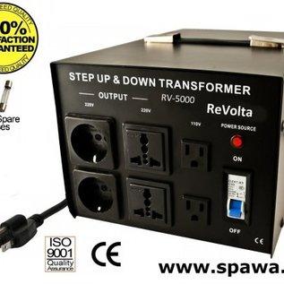 ReVolta Netspanningsomvormer 115 - 230V, 4000W