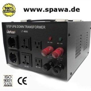 ReVolta Netspanningsomvormer 115 - 230V, 6400W