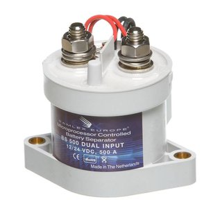 Samlex Accu scheider - automatische accu schakelaar 500A