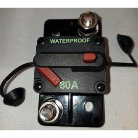 Zekering Automaat - Accuschakelaar 80A - Heavy