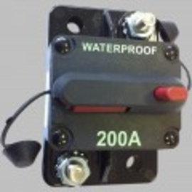 Zekering Automaat - Accuschakelaar 200A