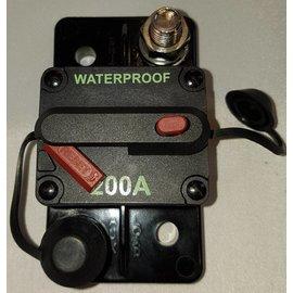 Zekering Automaat - Accuschakelaar 200A - Heavy