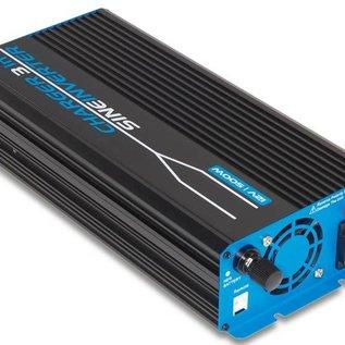 Active Zuivere sinusomvormer - acculader 500W