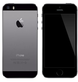 Apple iPhone 5s zwart 16GB
