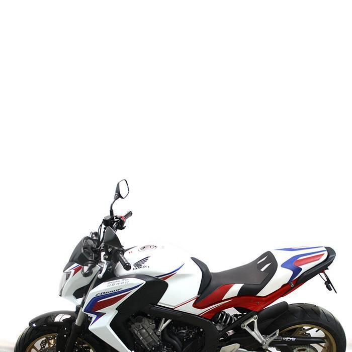 Zadel bekleden Honda CB 650F