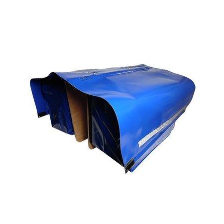 De Poort Luxe XXXL Blauw