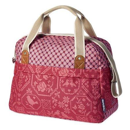 Basil Bohème Carry All Vintage Red