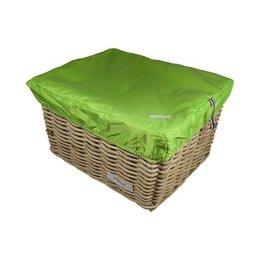 Hooodie Box L Lime voor Fietsmand of Fietskrat