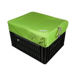 Hooodie Box M Lime voor Kerri Fietskrat