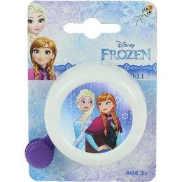 Widek Fietsbel Frozen Gelakt Wit