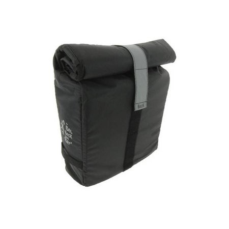 Beck Enkele fietstas - Shopper - Roll Single Black